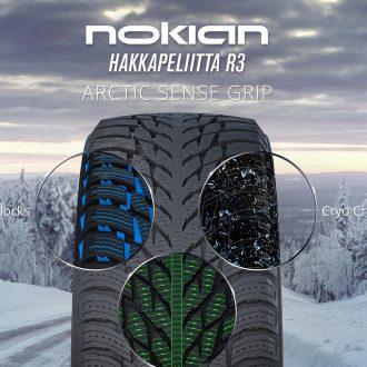 Nokian Hakkapeliitta R3