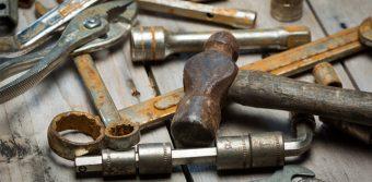 Effektiv rustfjerning med Evapo-Rust rustfjerner